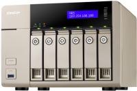 NAS сервер QNAP TVS-663-4G