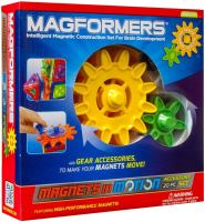 Фото - Конструктор Magformers Magnets in Motion 20 63201