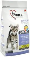 Фото - Корм для кошек 1st Choice Kitten Chaton Chicken 0.9 kg