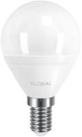 Лампочка Global LED G45 5W 3000K E14 1-GBL-143
