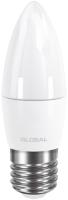 Лампочка Global LED C37 5W 3000K E27 1-GBL-131
