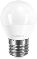 Лампочка Global LED G45 5W 3000K E27 1-GBL-141