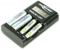 Зарядка аккумуляторных батареек Ansmann Power Line 4 Light