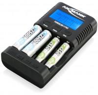 Фото - Зарядка аккумуляторных батареек Ansmann Power Line 4 Pro