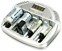 Фото - Зарядка аккумуляторных батареек Ansmann Power Line 5 LCD
