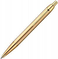 Фото - Ручка Parker IM Brushed Metal Gold GT BP