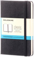 Блокнот Moleskine Dots Notebook Pocket Black