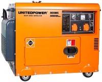 Фото - Электрогенератор United Power DG5500SE