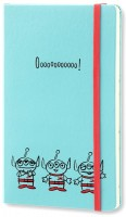 Блокнот Moleskine Toy Story Plain Notebook Red