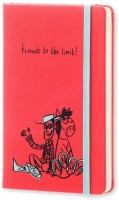 Блокнот Moleskine Toy Story Plain Notebook Pocket Red