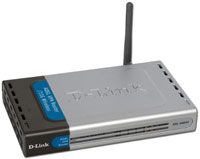 Фото - Wi-Fi адаптер D-Link DSL-G804V