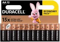 Аккумуляторная батарейка Duracell 12xAA MN1500