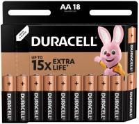 Аккумуляторная батарейка Duracell 18xAA MN1500