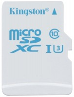 Фото - Карта памяти Kingston microSDXC Action Camera UHS-I U3 64Gb