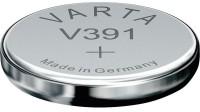 Аккумуляторная батарейка Varta 1xV391