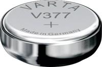 Аккумуляторная батарейка Varta 1xV377