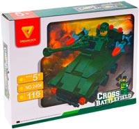 Фото - Конструктор Dreamlock Civet Cat Armored Vehicle 2404