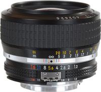 Фото - Объектив Nikon 50mm f/1.2 Nikkor