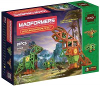 Конструктор Magformers Walking Dinosaur Set 63138