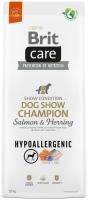 Корм для собак Brit Care Dog Show Champion Salmon/Herring 12 kg