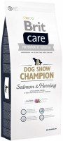 Фото - Корм для собак Brit Care Dog Show Champion Salmon/Herring 3 kg