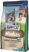 Фото - Корм для кошек Happy Cat Minkas Mix Poultry/Lamb/Fish 1.5 kg