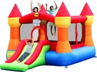 Батут Happy Hop Castle with Slide