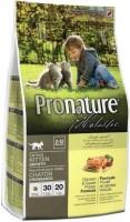 Корм для кошек Pronature Holistic Kitten Chicken/Sweet Potato 5.44 kg
