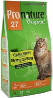 Фото - Корм для кошек Pronature Original Cat Senior Chicken Formula 5.44 kg