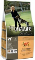 Фото - Корм для собак Pronature Holistic Adult Dog Duck/Orange 2.72 kg