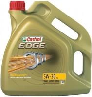 Фото - Моторное масло Castrol Edge 5W-30 LL 5L