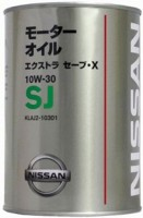 Моторное масло Nissan Extra Save-X 10W-30 SJ 1L