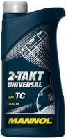 Моторное масло Mannol 2-Takt Universal 1L