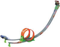 Автотрек / железная дорога Bburago Street Fire Twin Loop