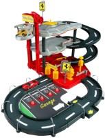 Автотрек / железная дорога Bburago Ferrari Race and Play Parking Garage