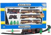 Фото - Автотрек / железная дорога Fenfa Railcar Series Train Familial 1601A-3B