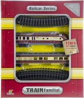 Фото - Автотрек / железная дорога Fenfa Railcar Series Train Familial 1601B-5B
