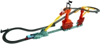 Автотрек / железная дорога Fisher Price Shipwreck Rails Set