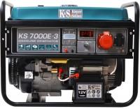 Электрогенератор Konner&Sohnen KS 7000E-3
