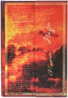Блокнот Paperblanks Manuscripts Victor Hugo Pocket