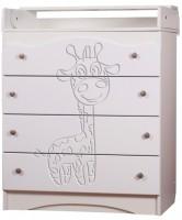 Пеленальный столик Valter-S Giraffe