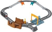 Автотрек / железная дорога Fisher Price 3-in-1 Track Builder Set