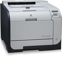 Фото - Принтер HP Color LaserJet CP2025N