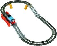 Автотрек / железная дорога Fisher Price 2-in-1 Track Builder Set
