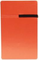 Блокнот Rondo Dots Notebook Pocket Orange