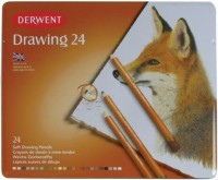 Карандаши Derwent Drawing Set of 24