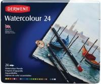 Карандаши Derwent Watercolour Set of 24