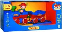 Автотрек / железная дорога Tolo First Friends 89905