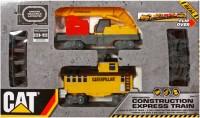 Автотрек / железная дорога Toy State Construction Express Train