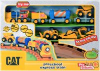 Фото - Автотрек / железная дорога Toy State Preschool Express Train